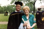 1985, 05, MarkPhariss&YonaPhariss,May10,1985VanderbiltLawSchoolGraduation (Joanie Lawson is the photographer and has given consent)